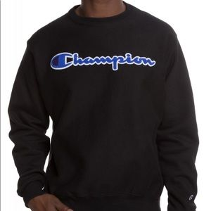 NWT! Champion Reverse Weave Men's Large Sweatshirt